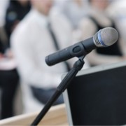 speaking audience target training