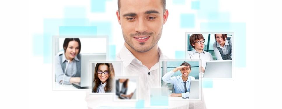 Virtuelle Meetings auf Englisch