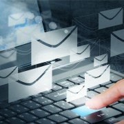 emailing and telephoning business