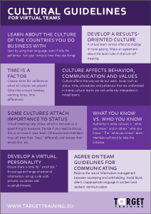cult guidelines VT poster A3